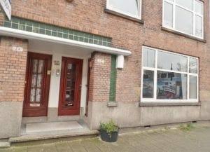 Sonmansstraat, Rotterdam, Nederland