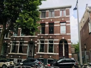 Van Slichtenhorststraat, Arnhem, Nederland