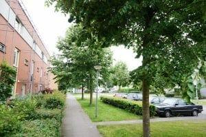 Hendrik Werkmanstraat, Almere, Nederland