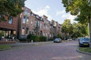 Sweerts de Landasstraat, Arnhem, Nederland