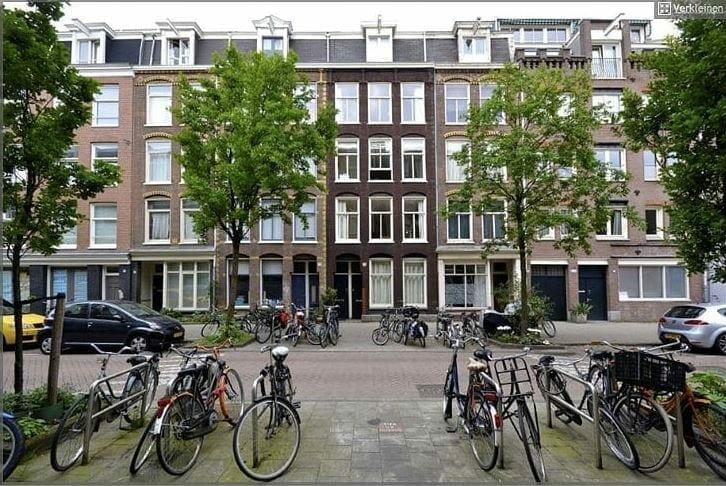 Sint Willibrordusstraat, Amsterdam, Nederland