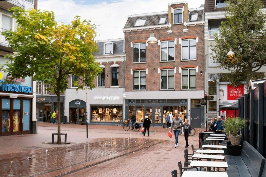 Ziekerstraat, Nijmegen, Nederland