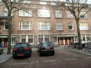 Bijlwerffstraat, Rotterdam, Nederland