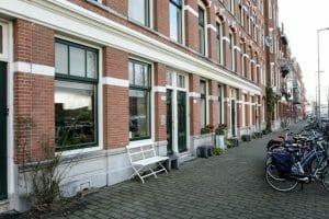 Prins Hendrikkade, Rotterdam, Nederland