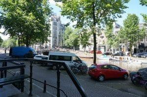 Keizersgracht, Amsterdam, Nederland