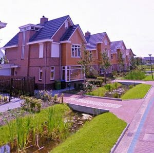 Valkrustlaan, Roosendaal, Nederland