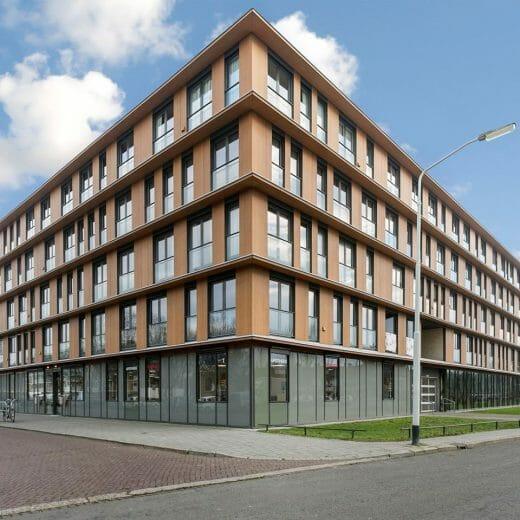Abdijstraat, Breda, Nederland