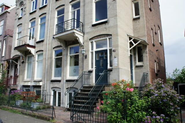 Van Lawick van Pabststraat, Arnhem, Nederland