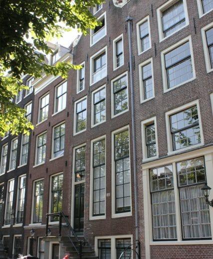 Prinsengracht, Amsterdam, Nederland