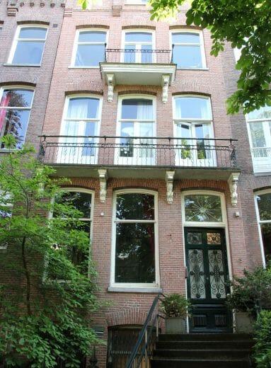 Tesselschadestraat, Amsterdam, Nederland