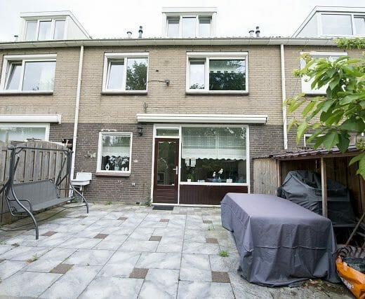Bristolroodstraat, Zaandam, Nederland
