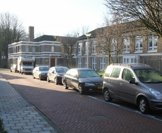 Louis Naarstigstraat, Amsterdam, Nederland