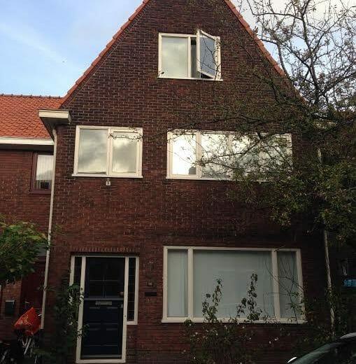 Burgermeester van de Stadtstraat, Zaandam, Nederland