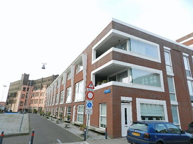 Rie Mastenbroekstraat, Haarlem, Nederland